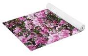 Beautiful Blossoms Yoga Mat