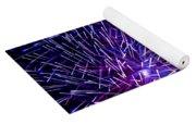 Beautiful Fireworks  3 Yoga Mat