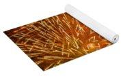 Beautiful Fireworks 4 Yoga Mat