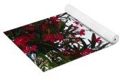 Beautiful Flowers Of Ravello Italy Yoga Mat