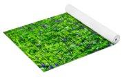 Beauty In The Meadow Yoga Mat