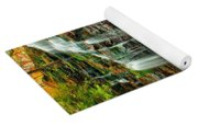 Below Ganoga Falls Yoga Mat