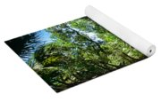 Bend In The River Yoga Mat