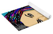 Beyonce Crazy In Love Yoga Mat