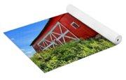Big Red Barn Yoga Mat