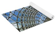 Biosphere2 - Arched Stucture Yoga Mat