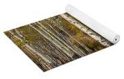 Birch Tree Grove No. 0126 Yoga Mat