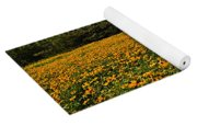 Black-eyed Susans Yoga Mat