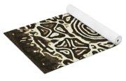 Black Sepia Oreo Yoga Mat