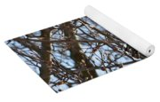 Black  Starling Yoga Mat