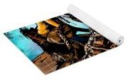 Blackfeet Scouts Yoga Mat