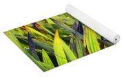 Bloodroot Abstract Yoga Mat