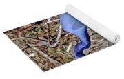 Blue Heron Louisiana Yoga Mat