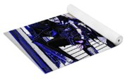 Blue Kiss Yoga Mat