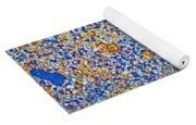 Blue Rain Yoga Mat