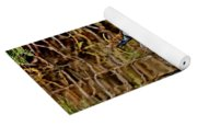 Blue-winged Teal Drake Yoga Mat