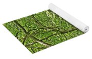 Bluebell Wood 1 Yoga Mat