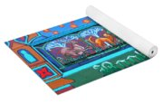 Book Of Hours Yoga Mat