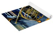 Brass And Strings Yoga Mat