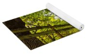 Breezy Spring Afternoon Yoga Mat