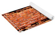 Brick Scarp Walls And Casement Gallery Yoga Mat