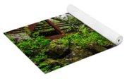 Bridge Over The Snoqualmie River - Washington Yoga Mat