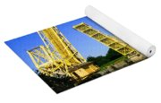 Bridge Up 4 Safe Passage Yoga Mat