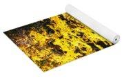 Brilliant Yellows Yoga Mat