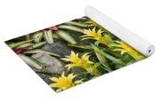 Bromeliads Yoga Mat