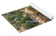 Bubble Pond Acadia National Park Yoga Mat