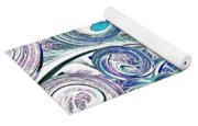 Bubbles Yoga Mat