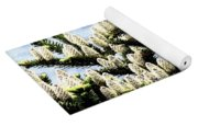 Buds 2 Abstraction Yoga Mat