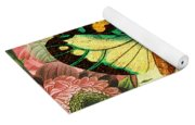 Butterfly Visions-a Yoga Mat