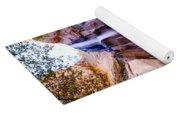 Calf Creek Falls  Yoga Mat