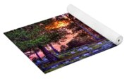 Callaway Graves At Sunset Yoga Mat