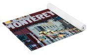 Cannery Row Area At Dawn, Monterey Yoga Mat
