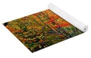 Canopy Of Color II Yoga Mat