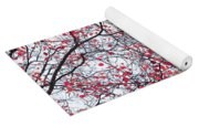 Canopy Trees Yoga Mat