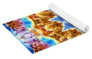 Carina Nebula I Yoga Mat