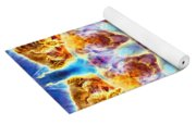 Carina Nebula II Yoga Mat