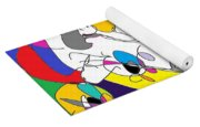 Carnival Yoga Mat
