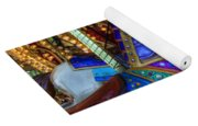 Carousel Beauty Prancing Yoga Mat