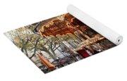 Carousel In Avignon Yoga Mat