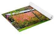Carrollton Covered Bridge 2 Yoga Mat