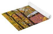 Carrollton Covered Bridge Yoga Mat