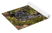 Cascading Creek Yoga Mat