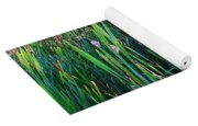 Cattails Yoga Mat