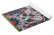 Celebration Of Design Yoga Mat