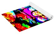 Chaos In My Mind Yoga Mat