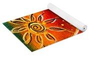 Charismatic Spirit Eye Yoga Mat